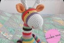 Speelgoed: knuffels - softies / by Nynke Stone