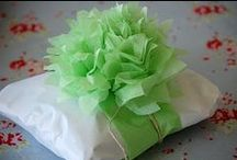Cadeau: verpakking / giftwrapping