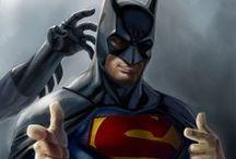 Super! / Superheroes / by Monica Boyd
