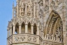 Art History   Architecture / Amazing buildings and gorgeous architectural elements.