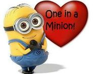 One in a Minion! ◉ / by Stephanie Torsell ღ