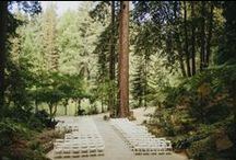 Wedding Ceremony Spaces. / Ceremony venues and ceremony space ideas. Australian and International.