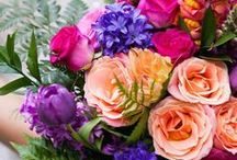 Wedding Florals - Bouquets. / Wedding flowers and floral styling.