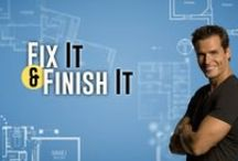 Gabby on TV: Fix it and Finish it / by GABBY