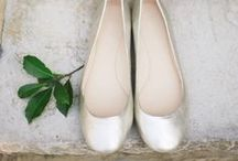 Wedding Shoes - Flats.