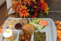 Healthy Holiday / Ideas and photos of healthy holiday celebrations in school cafeterias. / by Tray Talk