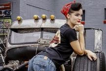 Pin Up & Rockabilly Style