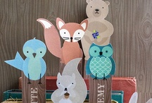 Papercrafting: Cricut Crafts, Scrapbooking, Stamping, etc. / by Tracy Tee