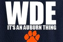 War Eagle / by Ramona S