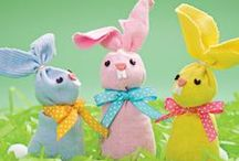 Easter / Egg decorating, basket making, and fun Easter crafts and ideas. / by Carmen Eller