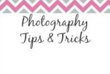 Photography Tips & Tricks / Get some great photography tips and tricks right here. / by Anne-TheMegalomaniacMommy