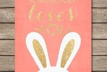 Spring, Easter & Vday Ideas / by Ashley Smiley