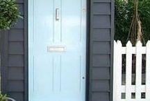 Doors / by Brandi Harrah