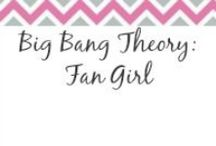 Big Bang Theory FanGirl / I love Big Bang Theory and if you do to, you should check out these pins! / by Anne-TheMegalomaniacMommy