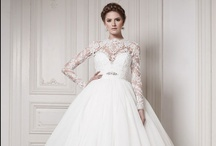 Wedding Dresses / Wedding Dresses and Wedding Dress Inspiration (coming from materials, embroidery, and parts of different dresses) / by Leslie