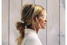 hair / by Brandi Harrah