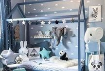 Kids' Room Light and Decor / A child's room should be magical, here are ideas and inspirations