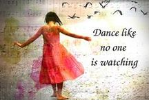 Dance / I am a ballerina at heart! / by Natalie Grant