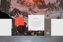 Web Wonders / Inspiring web designs