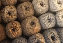 Yarns for knitting projects