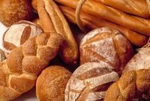 """Etre bon comme du bon pain... / """"If thou tastest a crust of bread, thou tastest all the stars and all the heavens."""" - Robert Browning"""