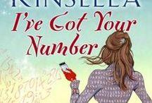 Sophie Kinsella's books make laugh