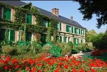 Un petit tour à Giverny / When I was living in France, I had the opportunity to visit Monet's home and gardens and each trip was just as delightful as the first one...