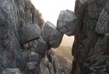 Des cailloux et des pierres