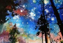 Trees in Art / by Catherine Desjeunes