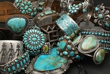 My Gypsy Style / I love blue suede and lace and silver galore. / by Patricia Joyce