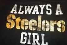 Pittsburgh Steelers / by Samantha Paul