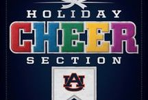 Auburn Holiday Cheer Section