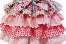 Sugar and Spice and everything nice.... / Gotta have the girly touches for my girl / by Natalie Grant