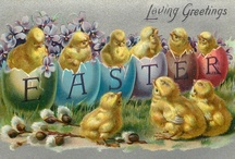 Easter Blessings / by Patricia Joyce