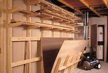 Wood shop remodel