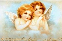 Ephemera - Angels and Cherubs / by Patricia Joyce