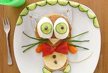 Fun Kid's Food / Fun snacks & meals the kids will enjoy! / by Carmen Eller