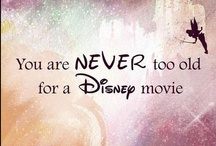 DISNEY <3 / Quotes from Disney movies are quotes to live by! / by Naomi Lemon