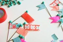 Washi Tape Projects / by Tracy Tee