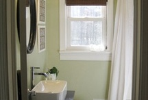 Bathroom Inspiration / by Kim Carlton