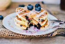 Breakfast or Brunch Fare