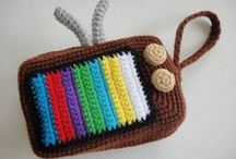 Crochet Purses & Bags / by Carmen Eller