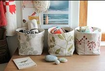 Handmade Bags, Baskets and Totes / by Patricia Joyce