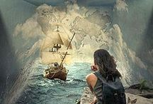 Ahoy Matey - It's Pirates!  / Fabulous and interesting things I discovered while researching my upcoming Erotic Pirate Romance Series.