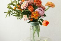 florals / pretty arrangements  / by Cassandra