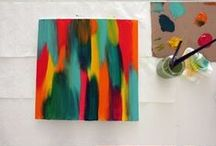 Canvas Crafts / by Morgan Tuck