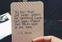 Quotes / by Morgan Tuck