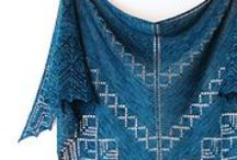 BlueKnitsShawlScarves&Cowls / by Blue Moon