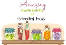 Fermented Foods & Beverages / by Carmen Eller