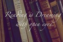 Reading / by Morgan Tuck